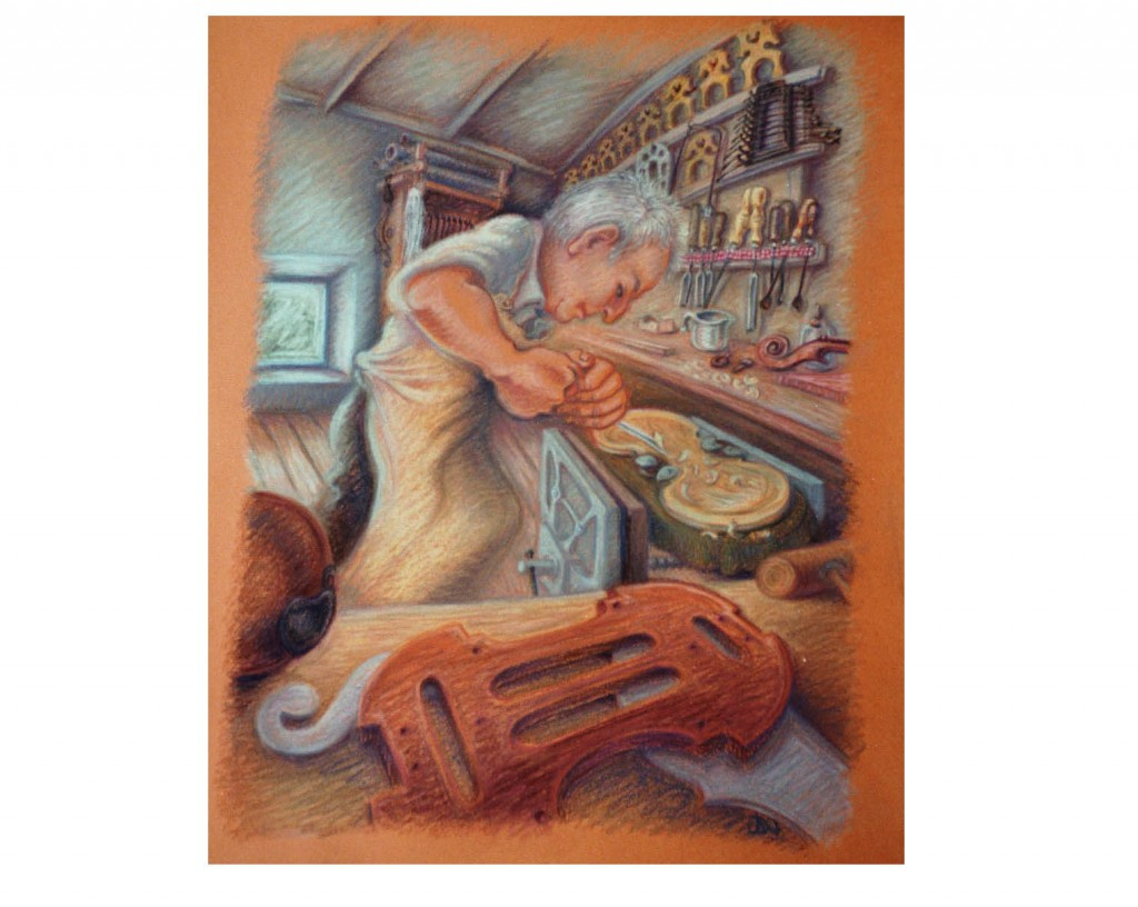 11.The Violin Maker